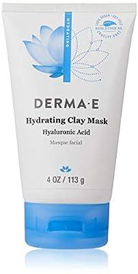 Derma e Hyaluronic Hydrating Mask, 4 oz from Derma E