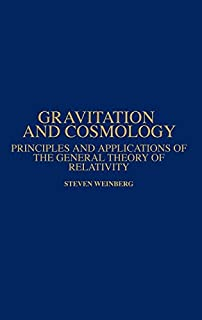 Gravitation and Cosmology: Principles and Applications of the General Theory of Relativity (0471925675) | Amazon price tracker / tracking, Amazon price history charts, Amazon price watches, Amazon price drop alerts