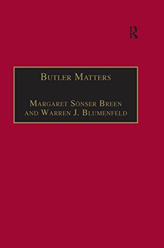Butler Matters: Judith Butler\'s Impact on Feminist and Queer Studies (English Edition)