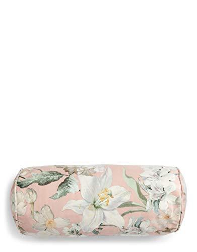 ESSENZA Nackenrolle Rosalee Blumen Polyester Rosa, 22X50