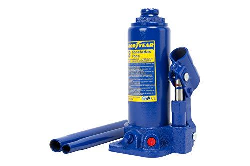 Goodyear Premium Martinetto idraulico Jack bottiglia - 3 Ton