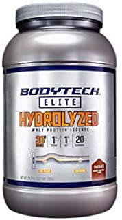 Hydrolyzed Whey Protein Isolate Chocolate (1.67 lbs. / 20 Servings)