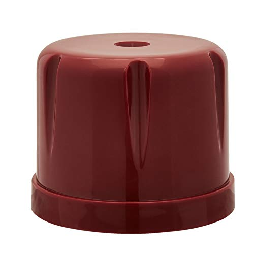 Amazon Basics AMZN-GMPR Guardian Max | 1,000 Gallons Lead And Microbiological Cysts Add System Countertop Filter - Red Finish