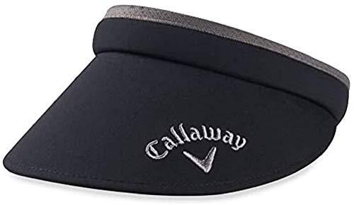 Callaway 5220182 Accesorios de Golf, Unisex-Adult, Nero/Carbone, Talla única