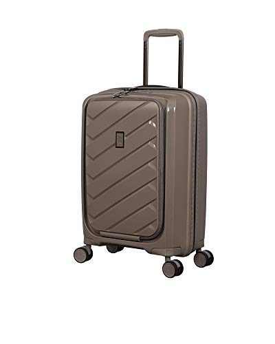 it luggage Influential Hardside Spinner, Taupe, Carry-On 22-Inch