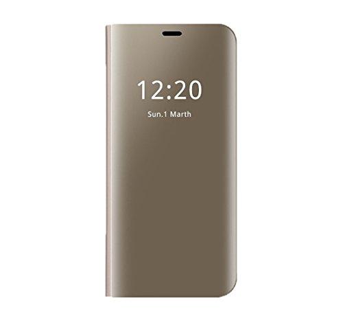 Teryei Funda compatible con iPhone 7 Plus / 8 Plus, PC Hard Case [Ultra Slim] Anti-Scratch Full protección Rasguño y Resistente Anti-Estático Choque Espejo