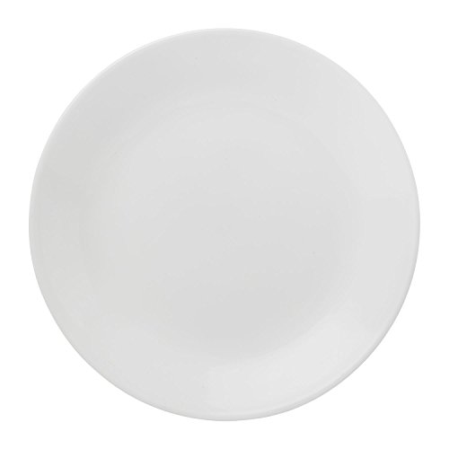 Corelle Coordinates Not Available Corelle 6003887 6-3/4' Livingware White Bread & Butter Plate