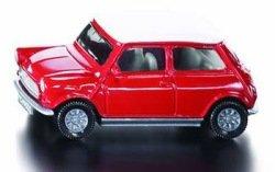 Siku 1031 Mini Cooper Farbe rot weisses Dach