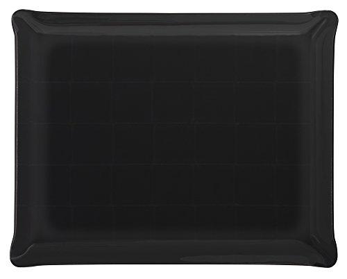 Platex 404636354 Plateau Acrylique 46 x 36 cm Isis Noir