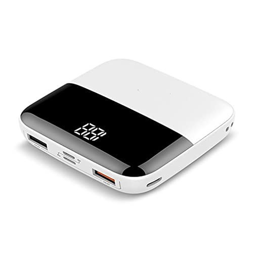 Sensitiveliu Powerbank Led Bank batería Externa Banco de energía Potente Cargador portátil para teléfono Inteligente de Gran Capacidad 10000mah