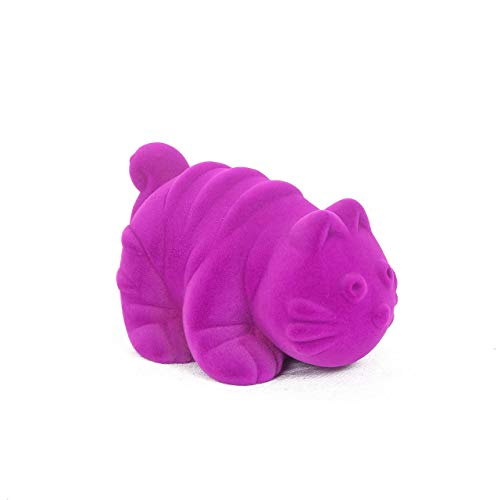 Rubbabu 100% Natural Rubber Cat Farm Animal Safe Soft Squishy Baby & Toddler Toy