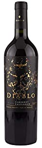 Diablo Black, Cabernet Sauvignon, Wine, 75 cl