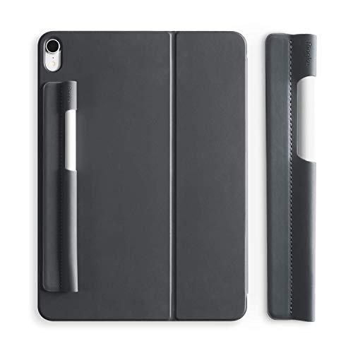 Ringke Pen Sleeve [Charcoal Gray] Ersatz für Stifthalter Aufkleber Schutzhülle Etui Apple Pencil Hülle für Stylus Stifte, Galaxy Tab S6 Lite S Pen Stylus Hülle