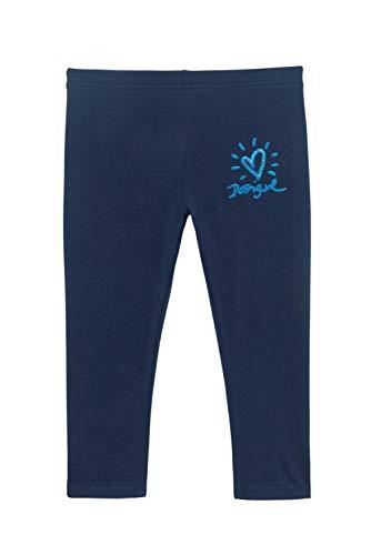 Desigual Legging_NERJA Pantalones Informales, Azul, S para Niñas