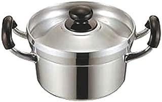 アルミ鋳物文化鍋 20cm(3.2L)/62-8167-48