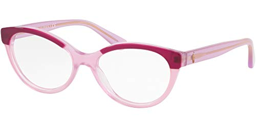 Ralph Lauren POLO 0PH2204 Monturas de gafas, Top Fuxia On Opaline Rose,...