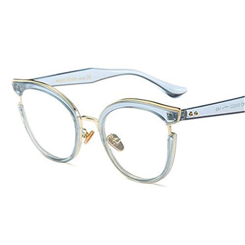 Sonnenbrille Herren Vintage Cat Eye Brillenrahmen Für Frauen Optische Brillen Mode Metallrahmen Prescription Eyewear Computer Brillen 5