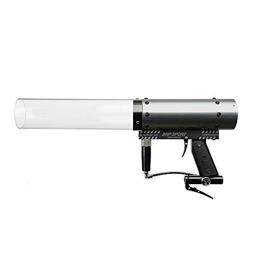 The Bleacher-Reacher Pro T Shirt Air Cannon- Silver