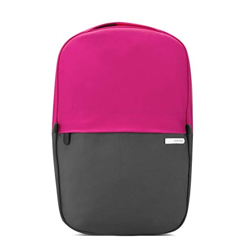SHENAISHIREN Travel Laptop Backpack, 13.3 inch Work Bag Lightweight Laptop Bag, Anti Theft Business Backpack, Water Resistant School Rucksack Gifts for Men and Women (Color : Rose Red)