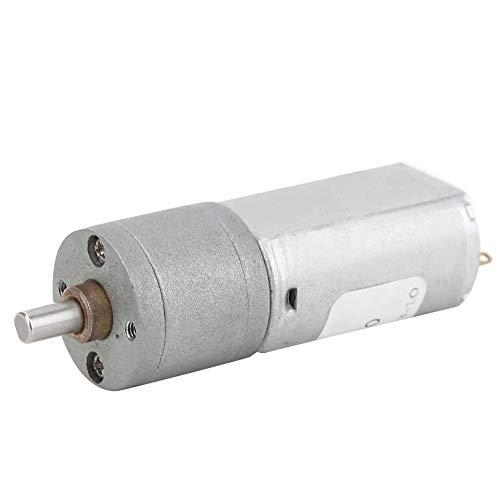 Getriebemotor 6V 400 U/min Reiner Gleichstrommotor mit Getriebedrehzahlreduzierung Getriebemotoren Elektrische Versorgung Hohe Qualität für 4 mm Wellendurchmesser