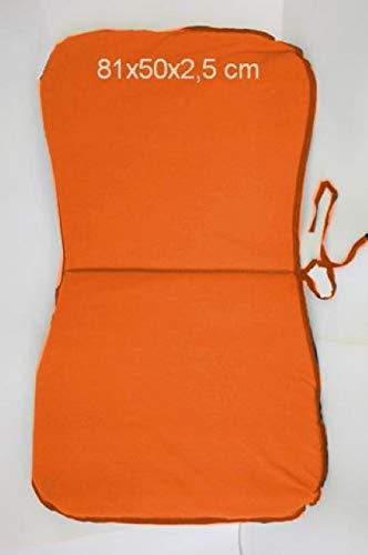 Euronovita' STC1090 Monoblock Cushion - Orange