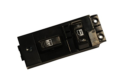 ACDelco D6003A GM Original Equipment Ebony Door Lock and Window Switch