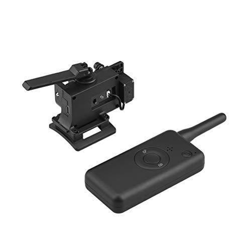 Akemaio Airdrop Air Drop System Compatibile per GD91 PRO Drone Esche da Pesca FEDI Nuziali Lettera Regalo Consegnare la Vita Lanciatore di Salvataggio