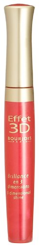 Effet 3D Lip Gloss by Bourjois Rose Fluo 45, 7.5ml