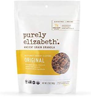 Purely Elizabeth Certified Gluten-free Ancient Grain Granola