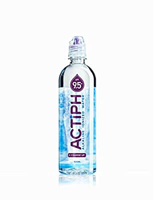 ACTIPH Water, Alkaline Ionised Water, pH9.5 or Higher
