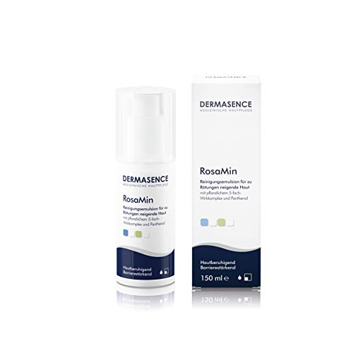 DERMASENCE RosaMin Reinigungsemulsion 150 ml