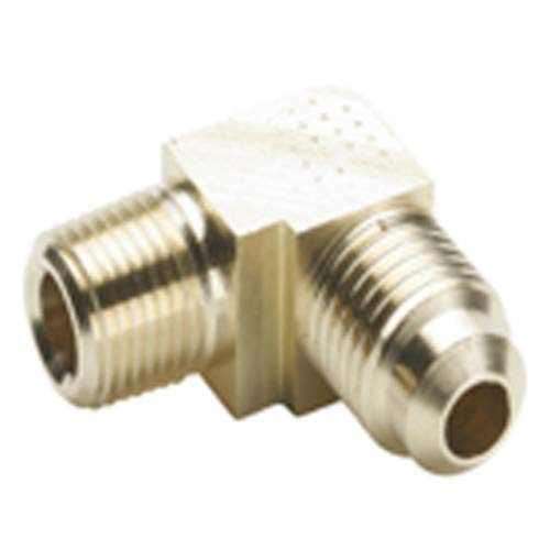 Parker L249F-8-4-pk5 Flare Elbow Brass Degree Safety and trust 45 x 4
