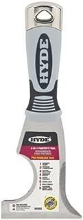 HYDE 06988 Stiff 8-in-1 Multi-Tool, 1 Pack, White