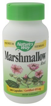Nature's Way, Marshmallow, Root, 100 Capsules from Natures Way