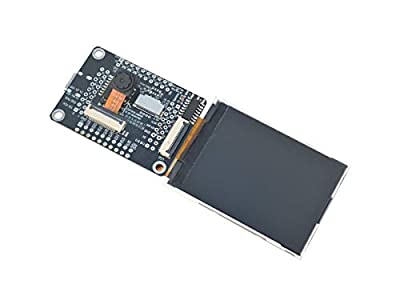 seeed studio Sipeed M1w Dock Suit (M1w Dock + 2.4 inch LCD + OV2640) K210 Dev. Board 1st RV64 AI Board for Edge Computing
