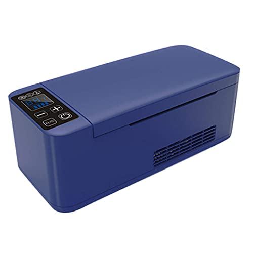 H.Slay Refrigerador portátil de Temperatura Constante SHKUU en Control de refrigerador de Temperatura Constante Inteligente de frío y Calor, hogar y automóvil