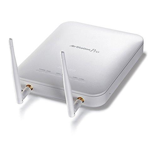 BUFFALO インテリジェントモデル PoE対応 11ac/n/a/g/b 866+300Mbps 無線LANアクセスポイント WAPM-1166D