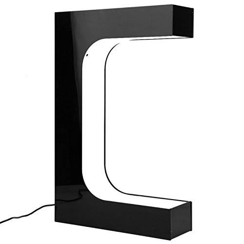 Présentoir de chaussures de suspension magnétique, lampe de suspension de produits de publicité de talon haut de baskets flottantes magnétiques rotatives à 360 °,pour l'affichage du produit(je)