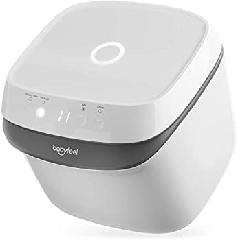 UV Light Sanitizer   UV Sterilizer Box   Sterilizes Anything in Minutes   No Cleaning Required   Large Capacity   Touch Control   for Babies & The Whole Family