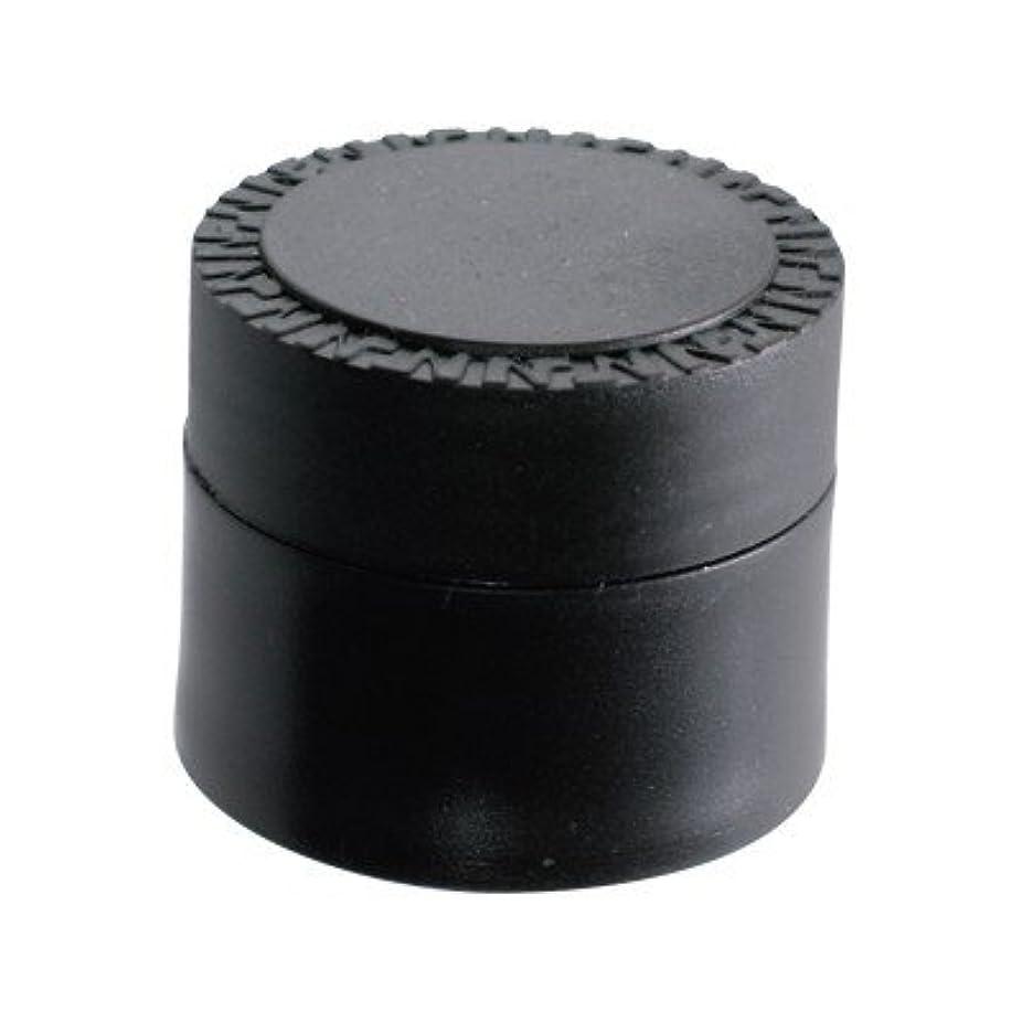 クリーム最適指定NFS メルティージェル 空容器 黒 18g