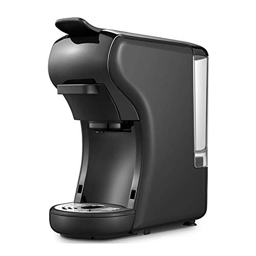 HYZXK Máquina de café Espresso multifunción 3 en 1, máquina de café Espresso de 220 V 1450 W, máquina de café de cápsulas Dolce Gusto, cafetera