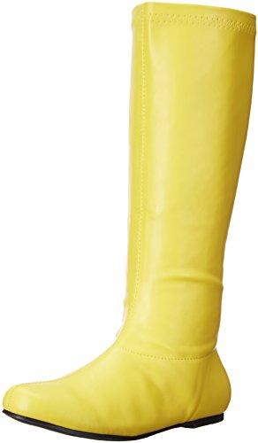 Ellie Shoes Women's 106-Avenge Boot, Yellow, 10 M US
