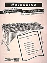 Malaguena Xylophone or Marimba Solo