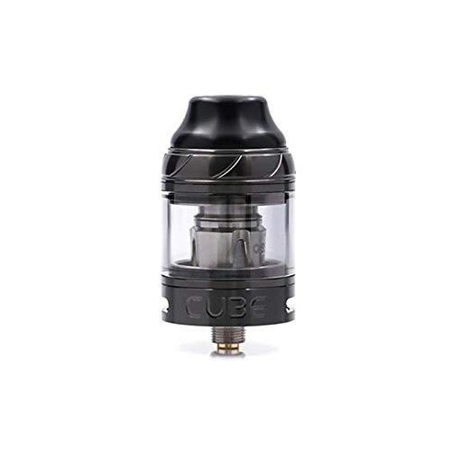 Atomizzatore Polmonare obs cube 4ml nero cromo sigaretta elettronica ORIGINALE (NO NICOTINA) (GUNMETAL)