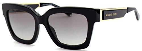 Michael Kors Sonnenbrille MK2102 BERKSHIRES 300511 schwarz größe 54-mm-brillen-frau