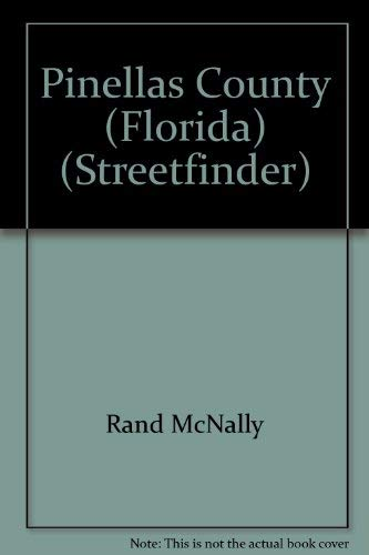 Download Rand McNally Pinellas Co (St.Petersburg) Streetfinder (Streetfinder S.) 0528972618