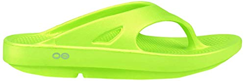 OOFOS Unisex Ooriginal Flip Flop - Citron - M7/W8 (41 EU)