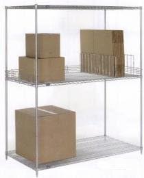 Nexel Wire Extra Ranking TOP10 Shelves Xws-3660 D H: X Fees free 60 36 W Sh