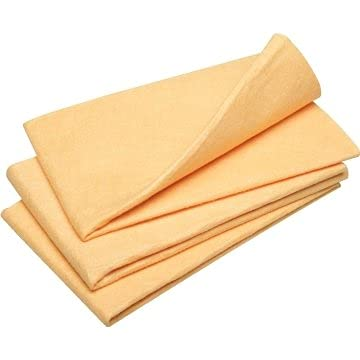Utility Shammy Towel 20 X Philadelphia Mall 3-908216 Package Popular brand Orange of 23inch