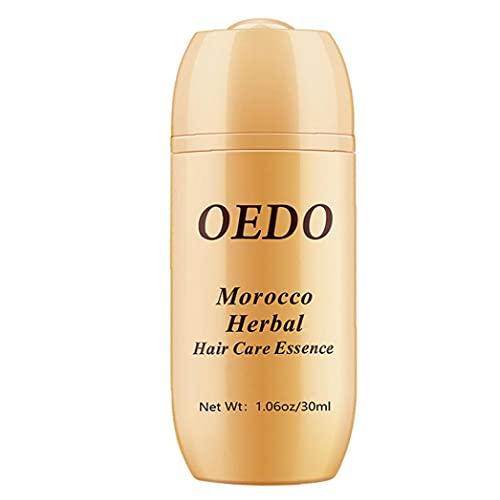GGOOD Hair Repair Serum Fast Oil Cuidado del Cabello Potente con Herble Esencia para el Cabello dañado seco Herramientas Tratamiento para el Crecimiento Cabello 30ml